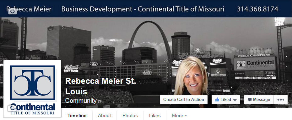 Continental Title FB Banner