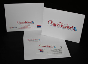 Patrice TenBroek Marketing Collateral