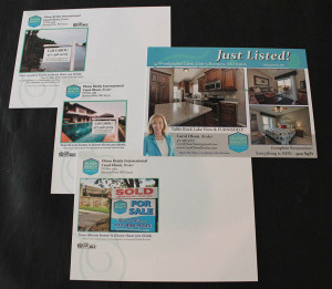Olson Realty Marketing Collateral